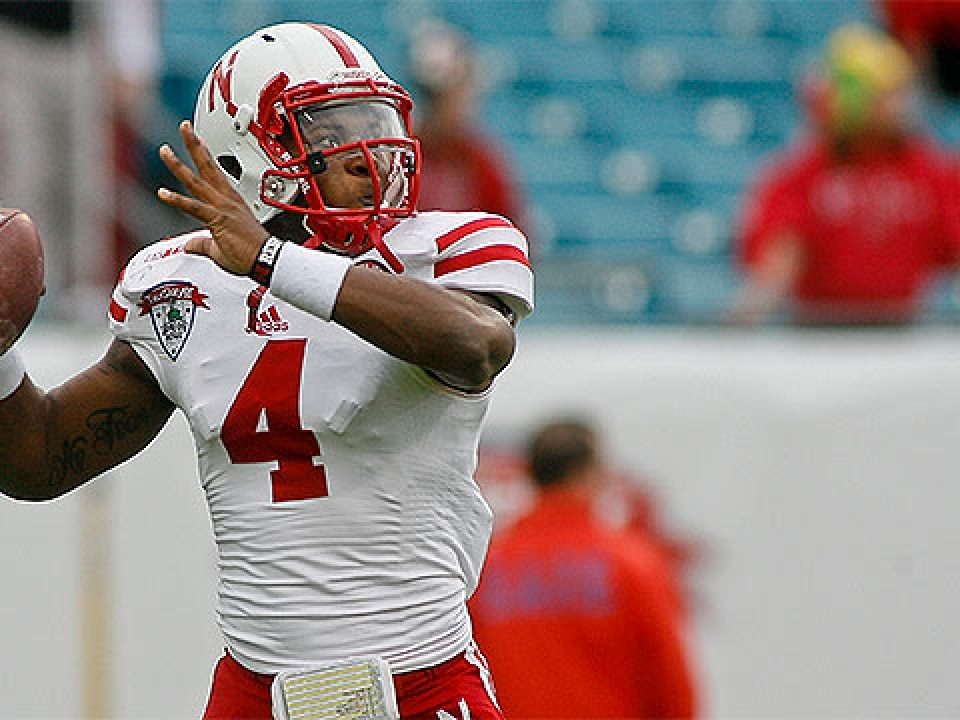 Nebraska QB Tommy Armstrong passed for 966 yards and nine touchdowns last season.