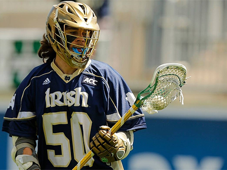 Notre Dame's Matt Kavanagh was named the tournament's most valuable player.