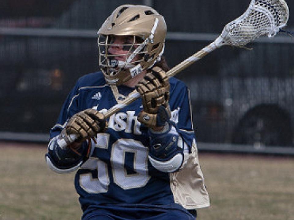 Notre Dame's Matt Kavanagh