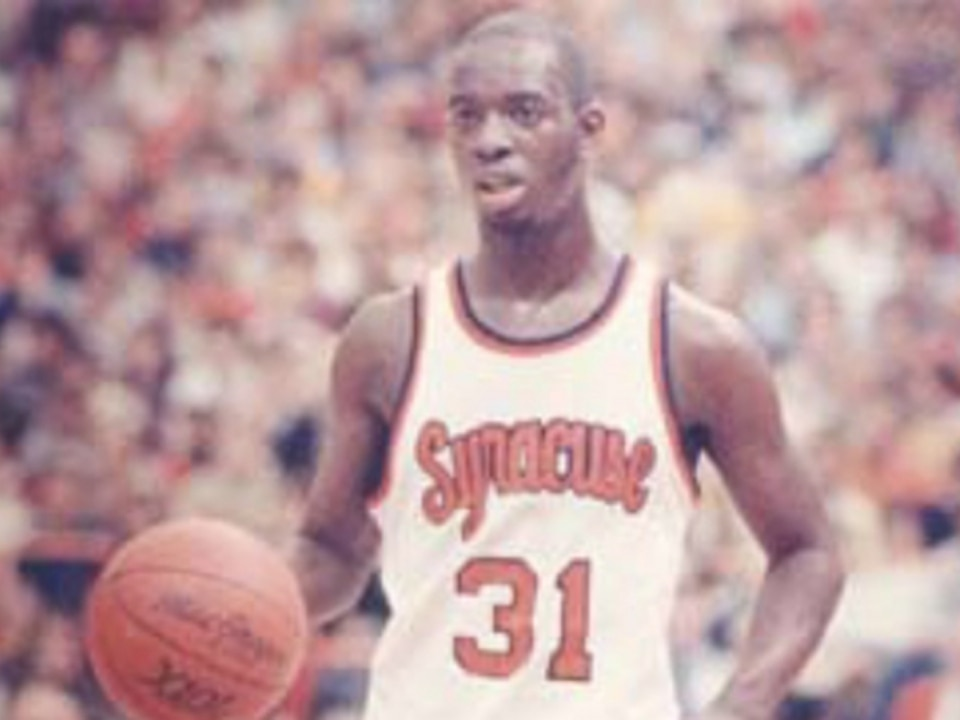 Syracuse Honor For Late Pearl Washington To Include Sneaker Homage