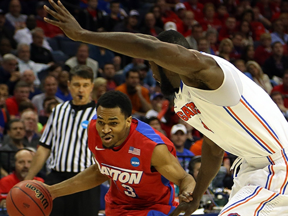 Patric Young and Florida limited teams to an average of 55 points per game en route to the Final Four.
