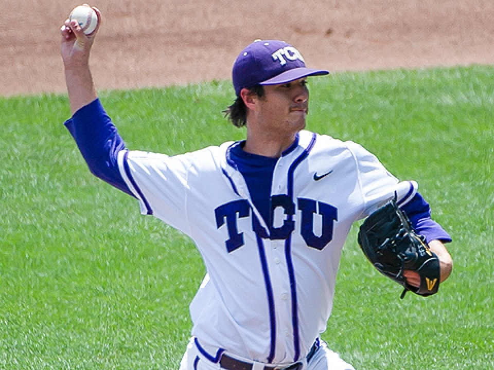 Preston Morrison struck out a career-high 10 batters in 7.1 innings.