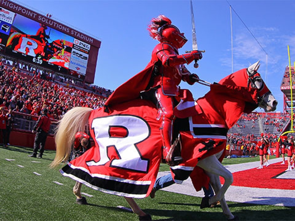 Rutgers is looking for big things in the Big Ten.