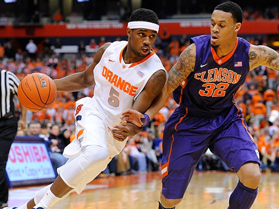 Syracuse's C.J. Fair