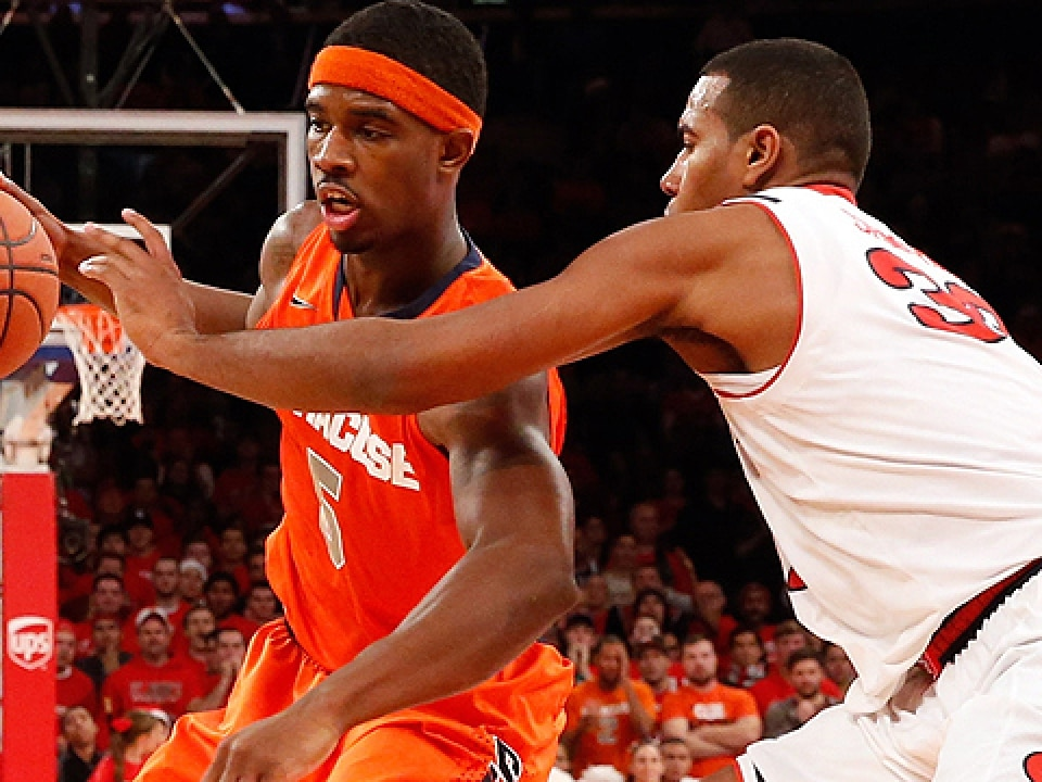 Syracuse's C.J. Fair