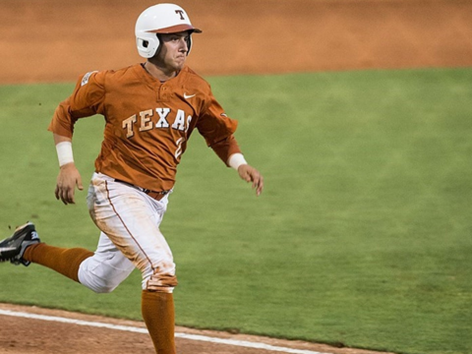 Mark Payton was named co-most outstanding player of the Houston Regional.