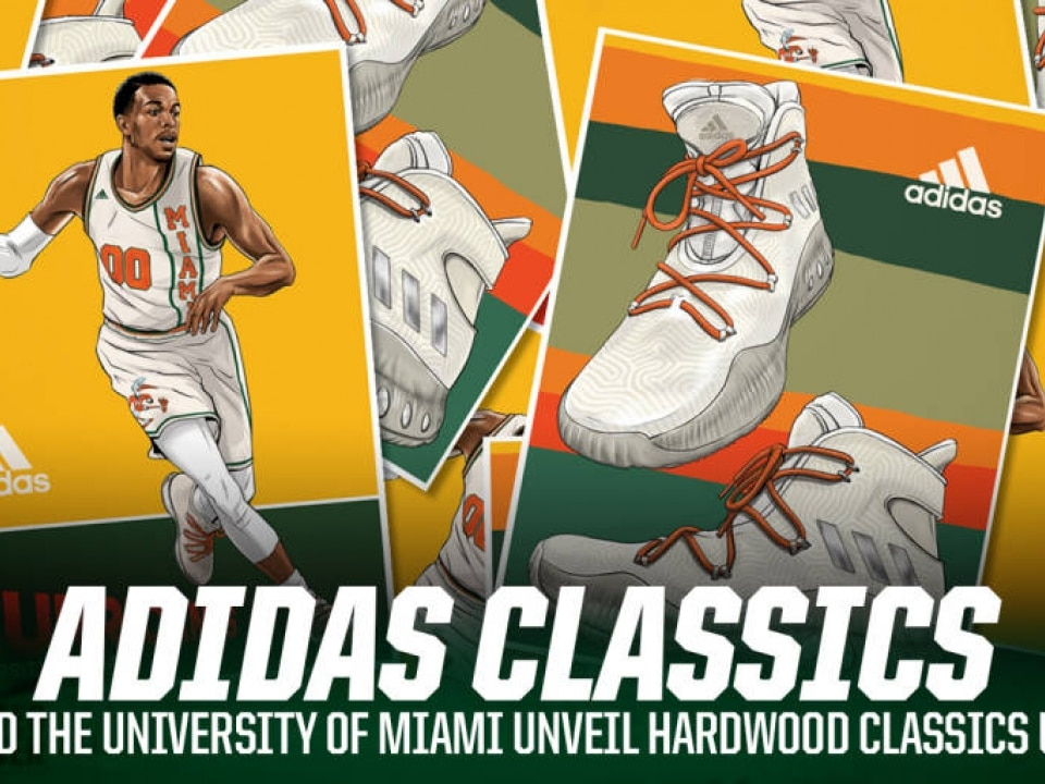 The Hurricanes plan to reveal new throwback uniforms against Notre Dame  Thursday. 412f916f0