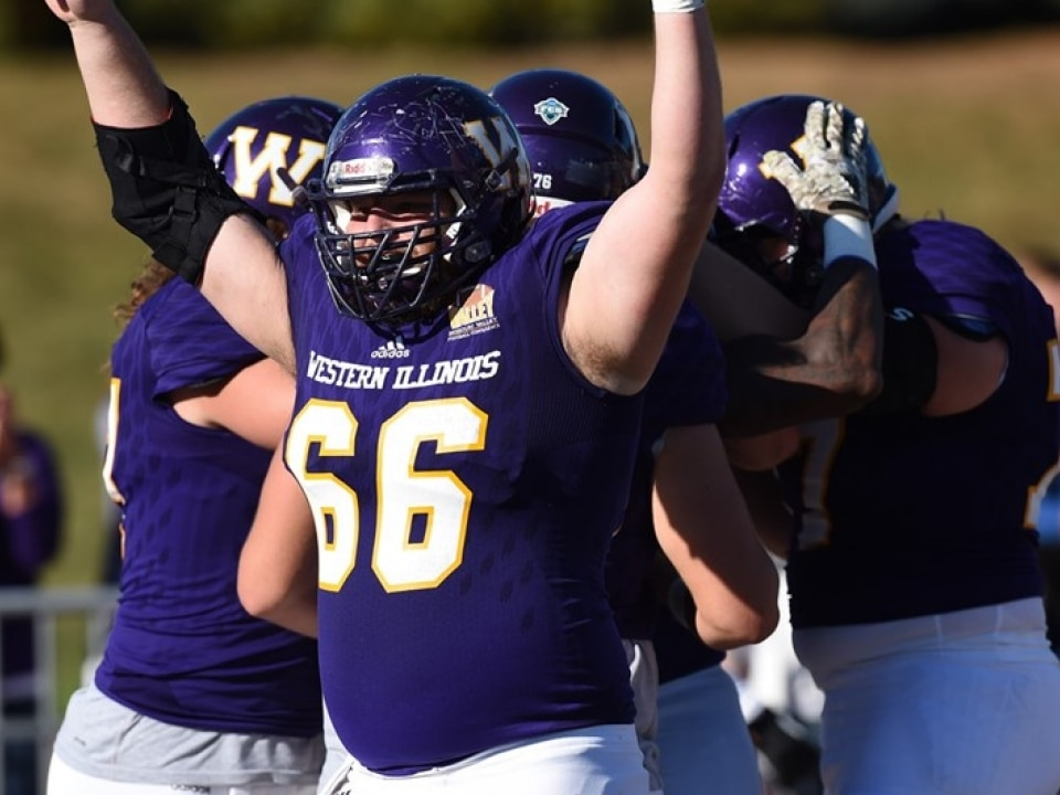 Western Illinois Tops Northern Iowa With Two Tds In Six Seconds