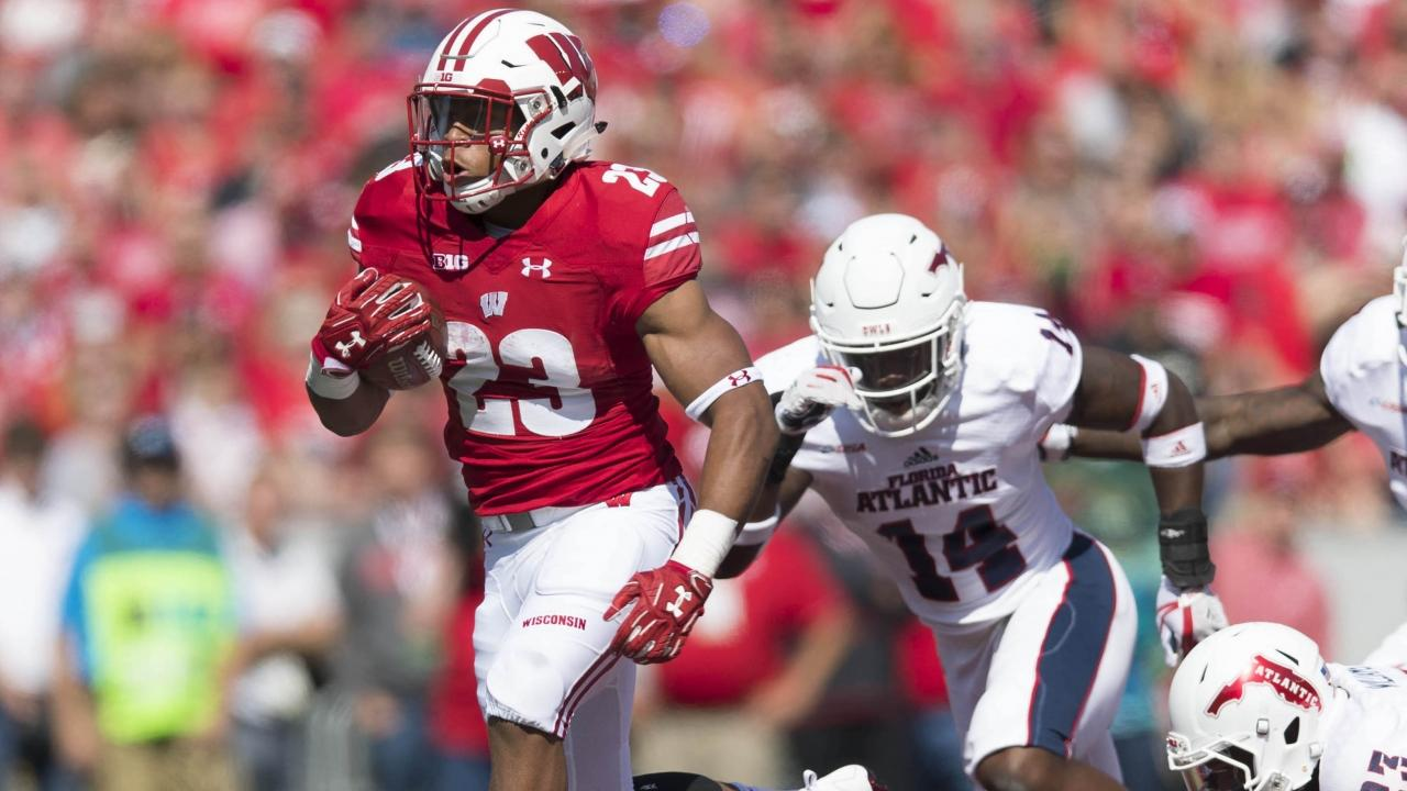 Badgers' balanced offense has Jonathan Taylor to thank ...