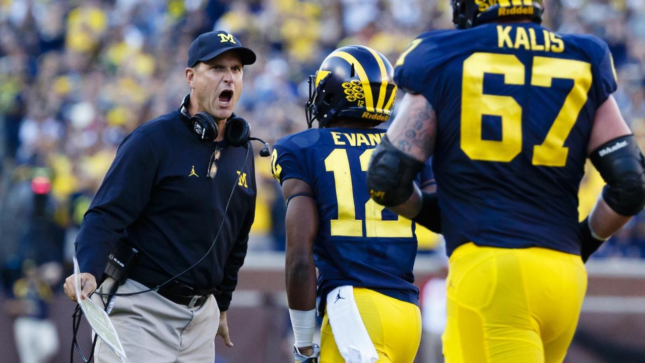 10 numbers to know for the Michigan-Wisconsin game | NCAA.com