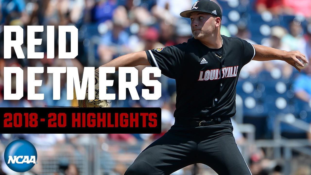 Reid Detmers Louisville baseball highlights (2018-20)
