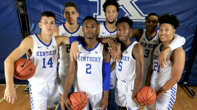 Three Reasons Kentucky Basketball Might Have One Of Its: The 4 College Basketball Teams We Think Can Be No. 1 Seeds