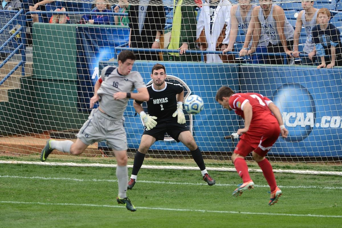 Indiana vs. Georgetown in the 2012 national championship.