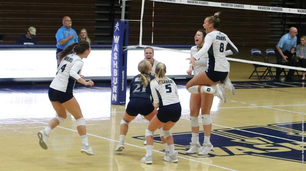 DII volleyball