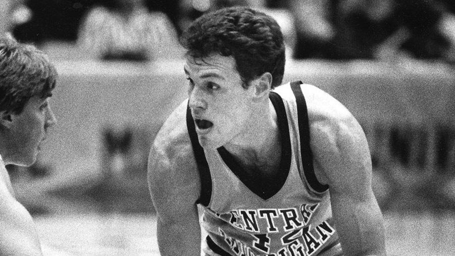 Dan Majerle was an All-American at Central Michigan