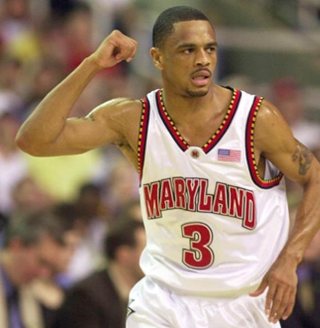 Juan Dixon led Maryland to the 2002 national championship