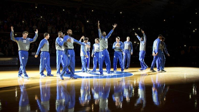 Duke basketball's Countdown to Craziness