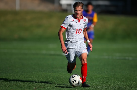 Saint Mary's men's soccer ranks 10 and is undefeated.