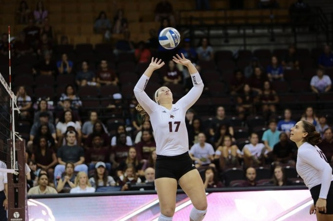 texas state volleyball