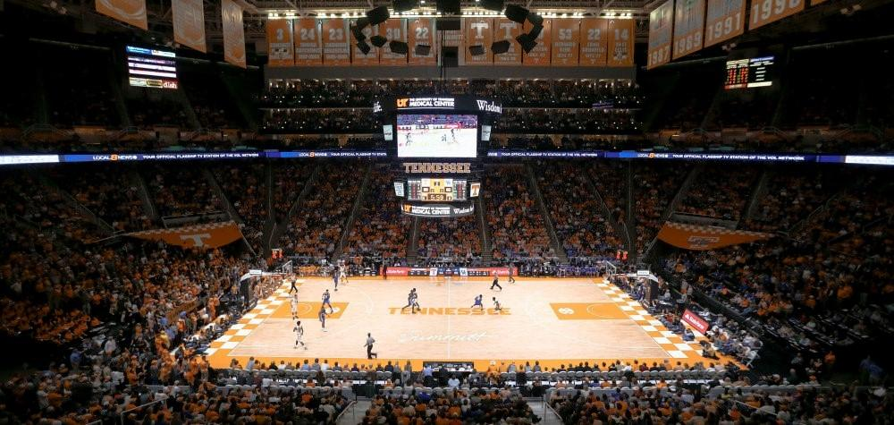 These Are The 9 Largest Arenas In College Basketball Ncaa Com
