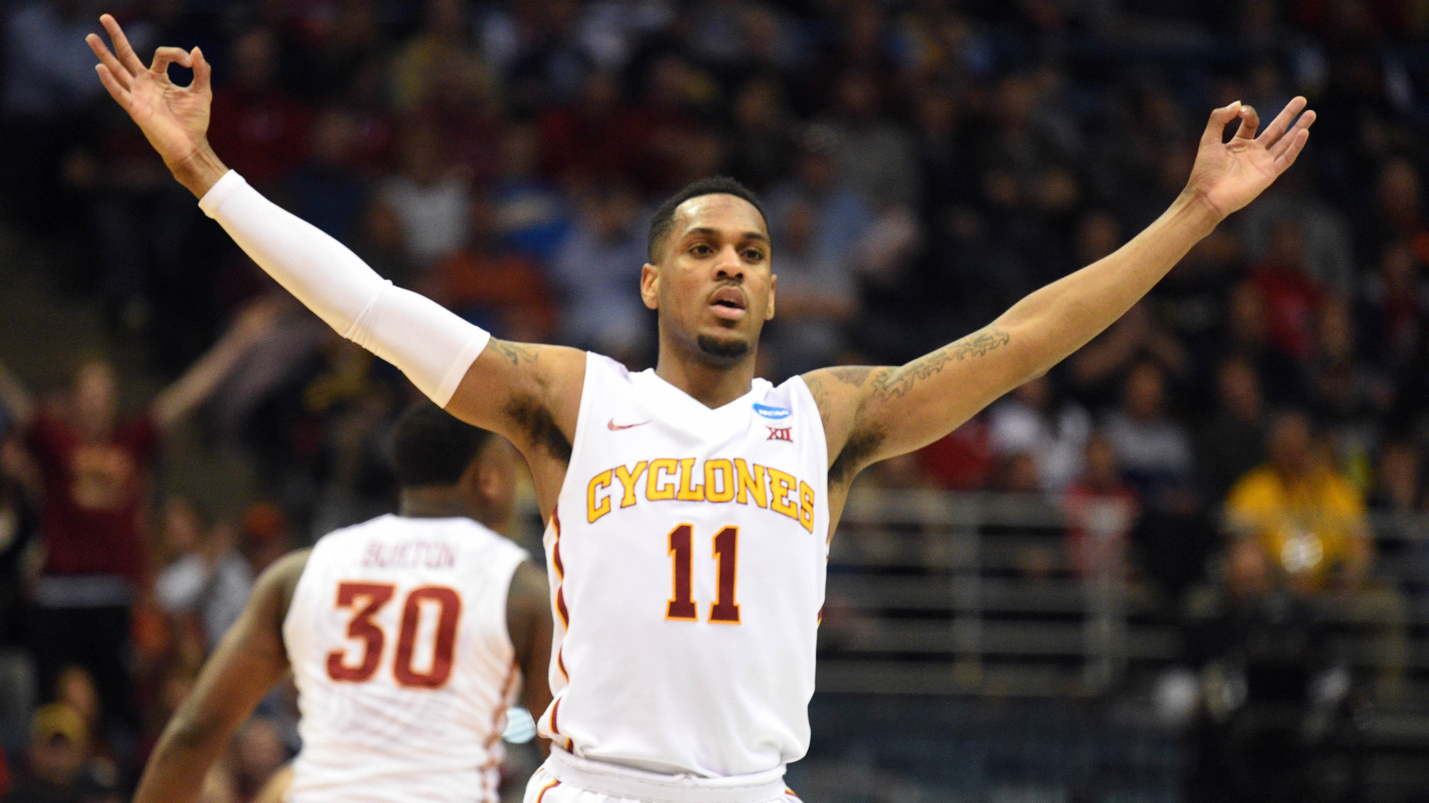 Former Iowa State point guard Monte Morris