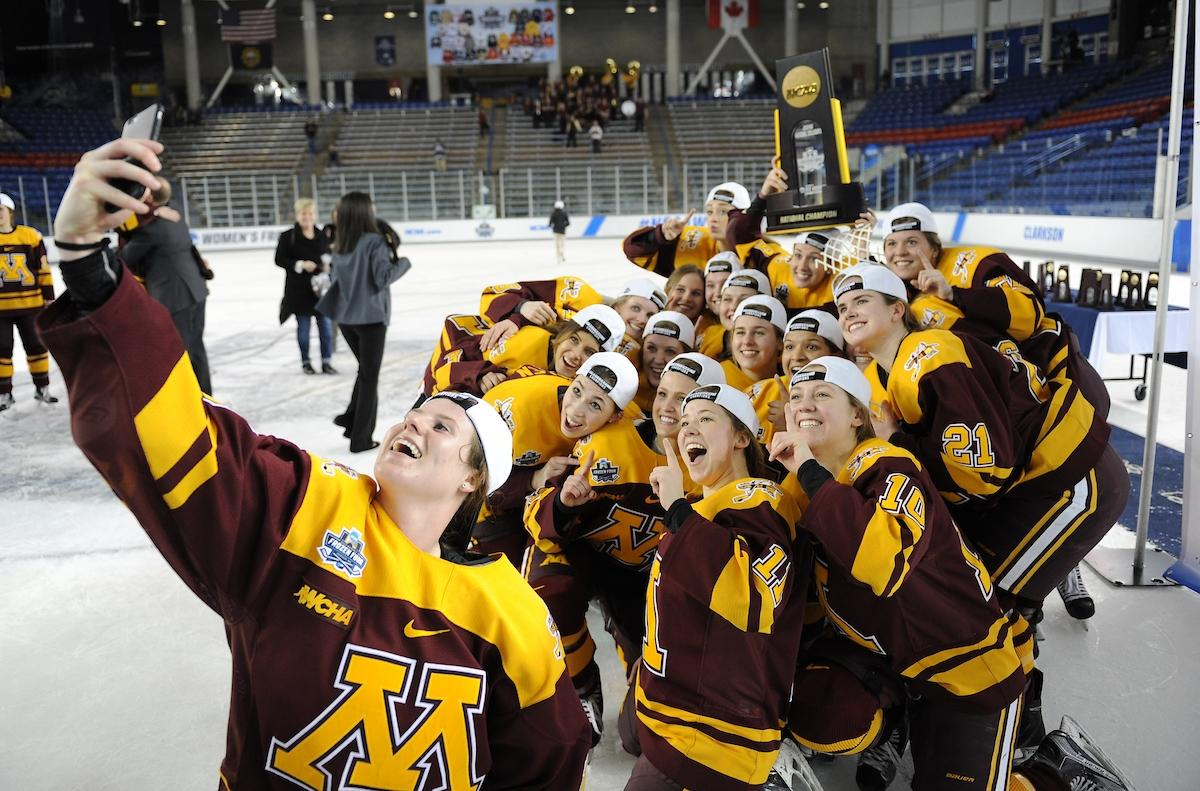 Minnesota has more championships than any other program.