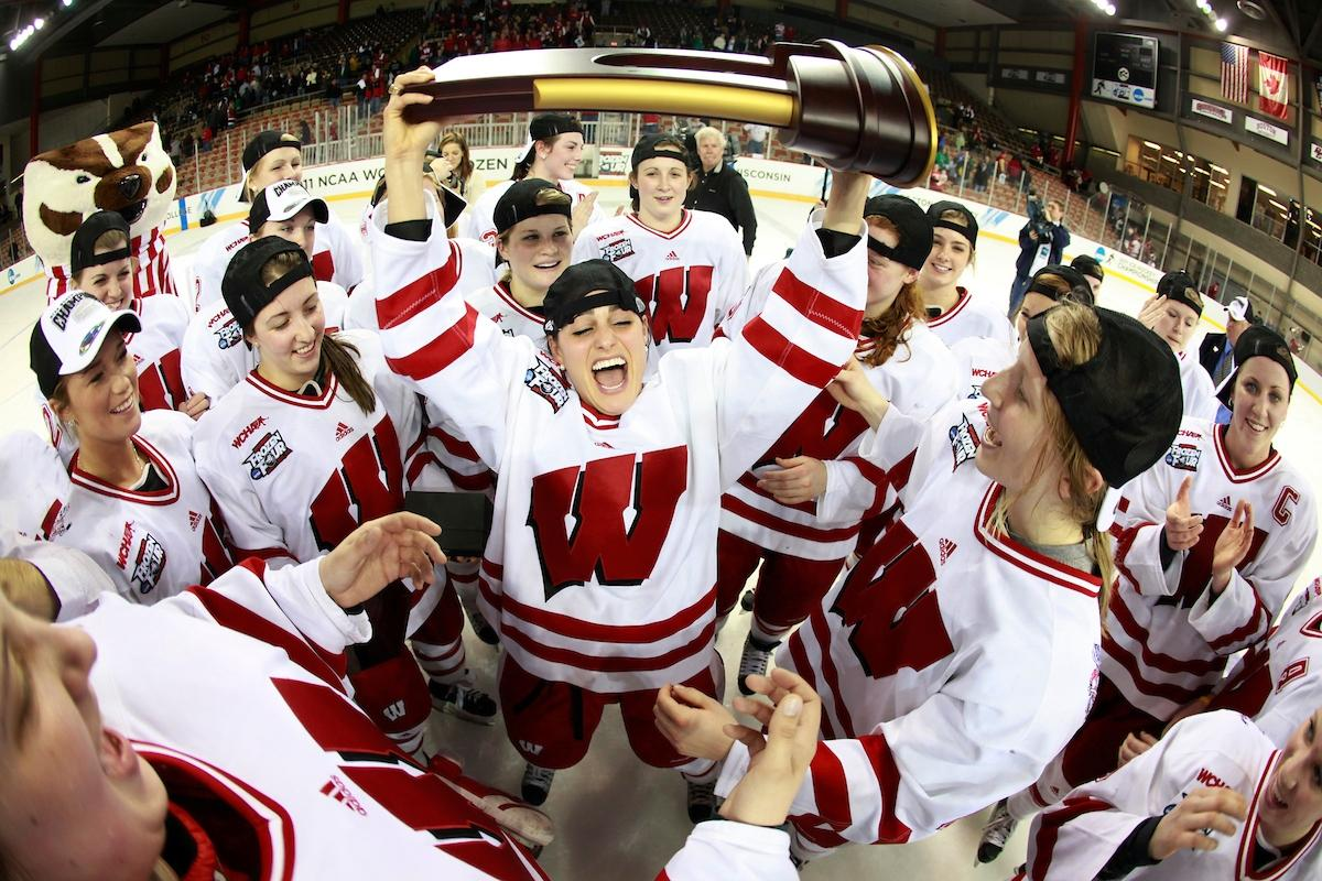 The Badgers' last title came in 2011.