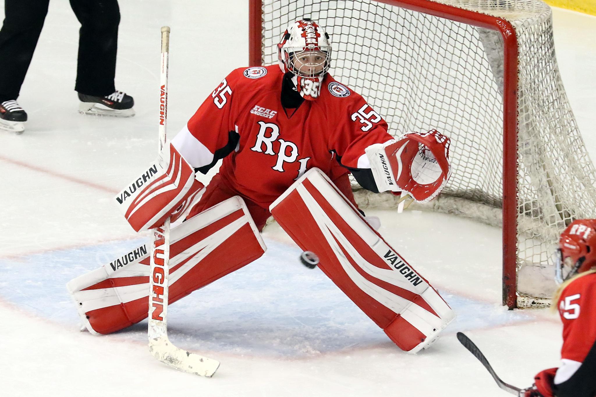 rpi hockey