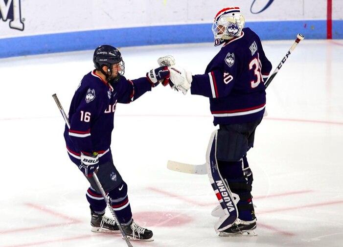 uconn men's hockey, uconn huskies