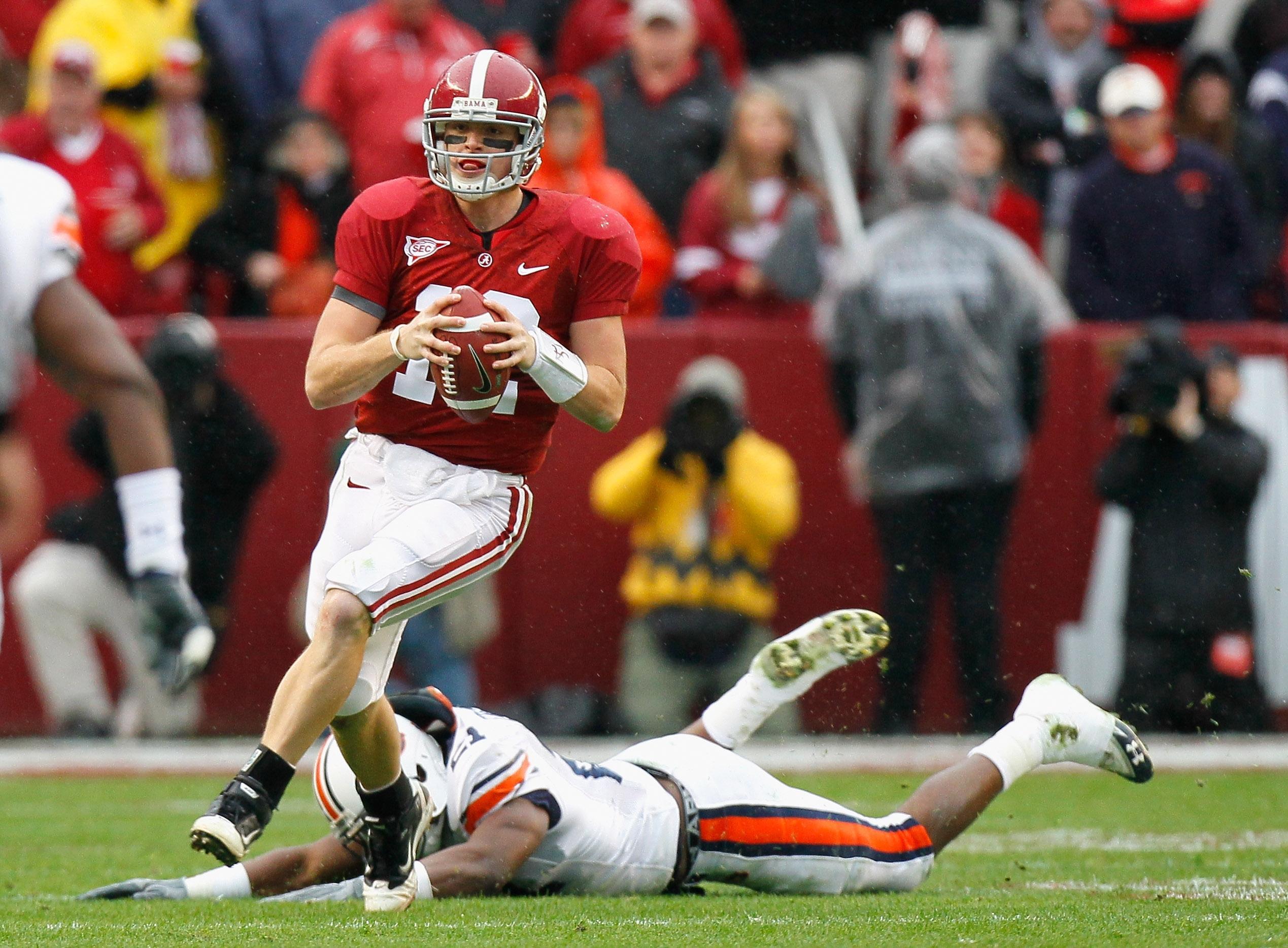 The 5 Best Quarterbacks In Alabama Football History Ncaa Com