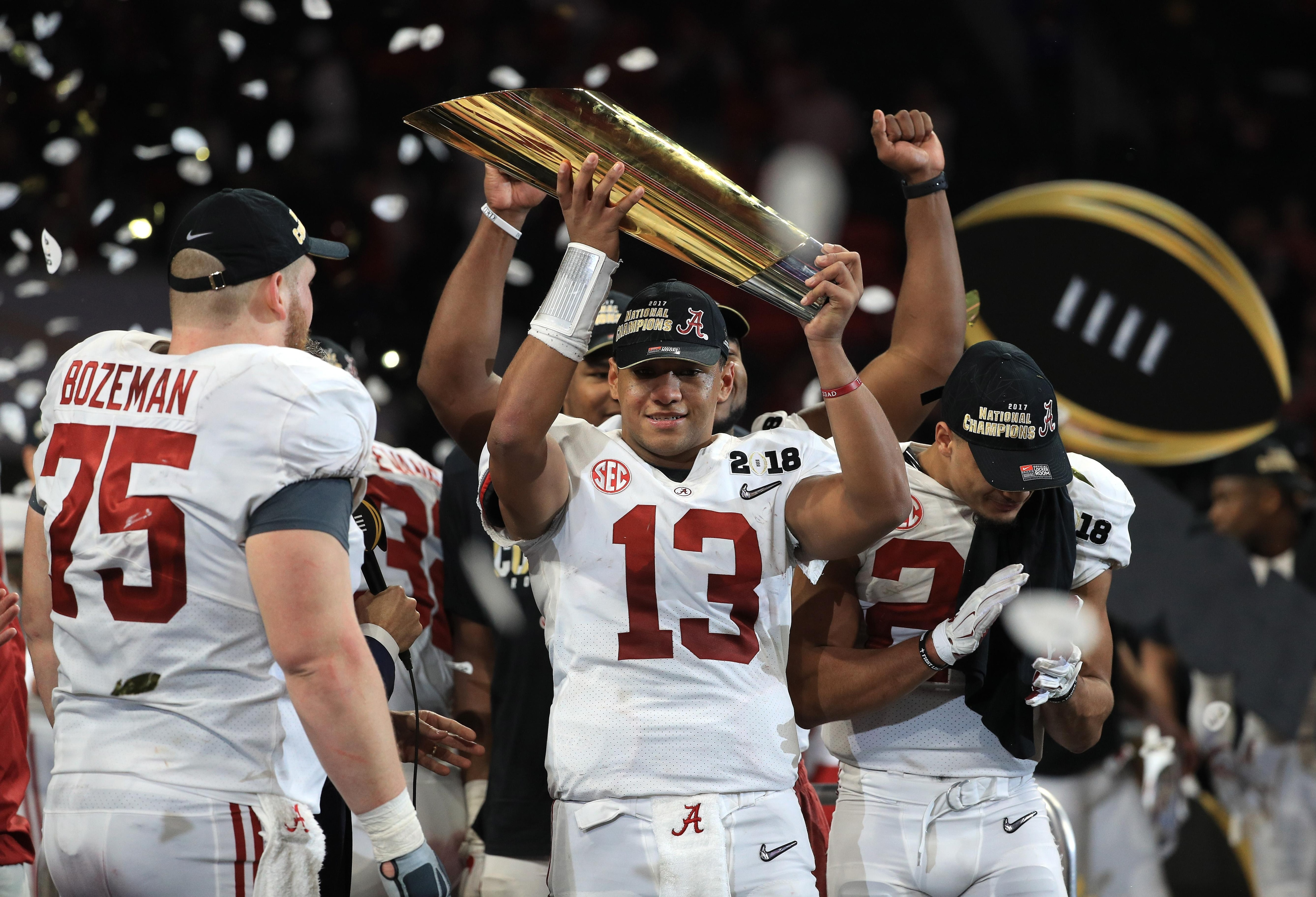 When Is The 2018 19 College Football Playoff Ncaa Com
