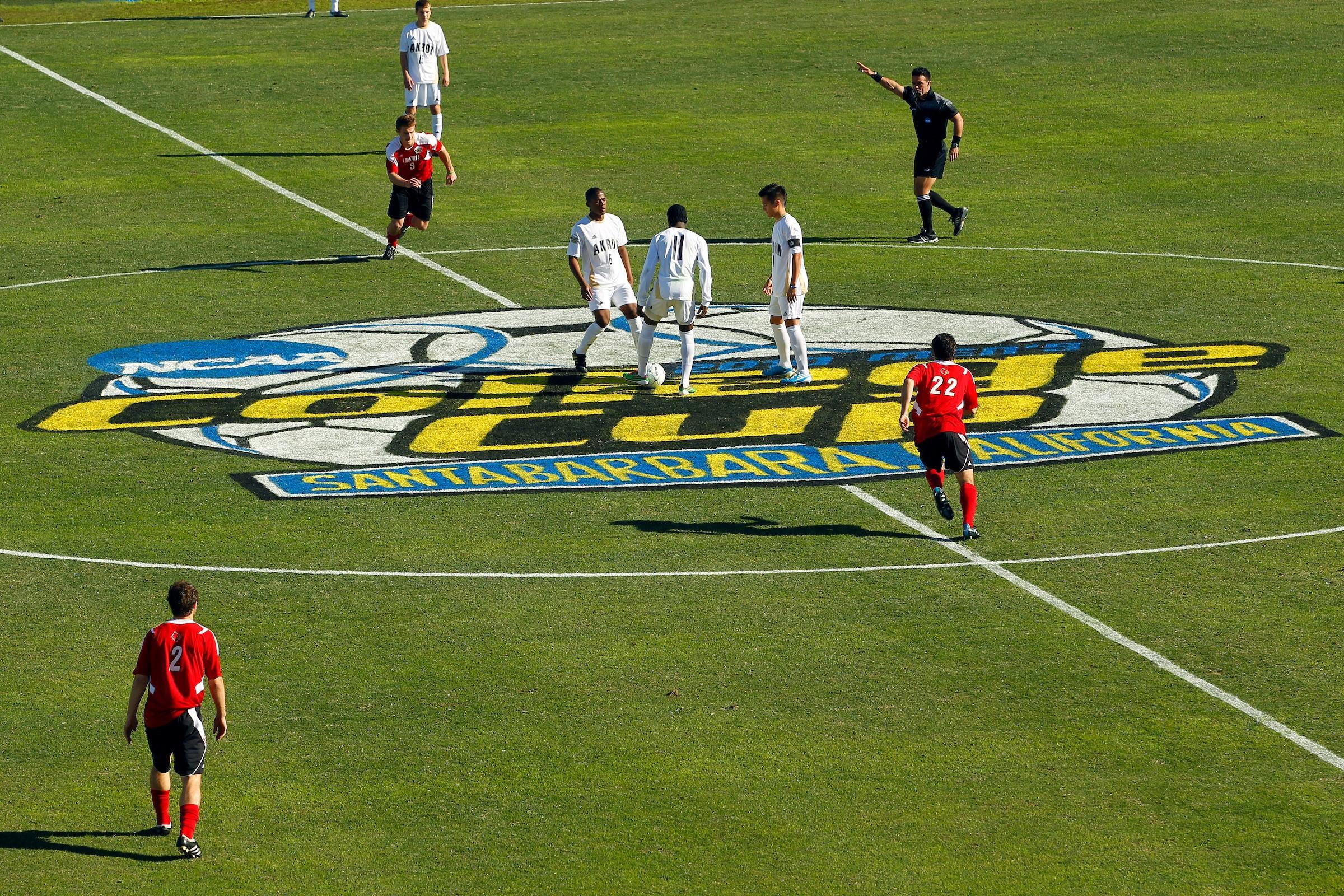 ncaa mens soccer tournament