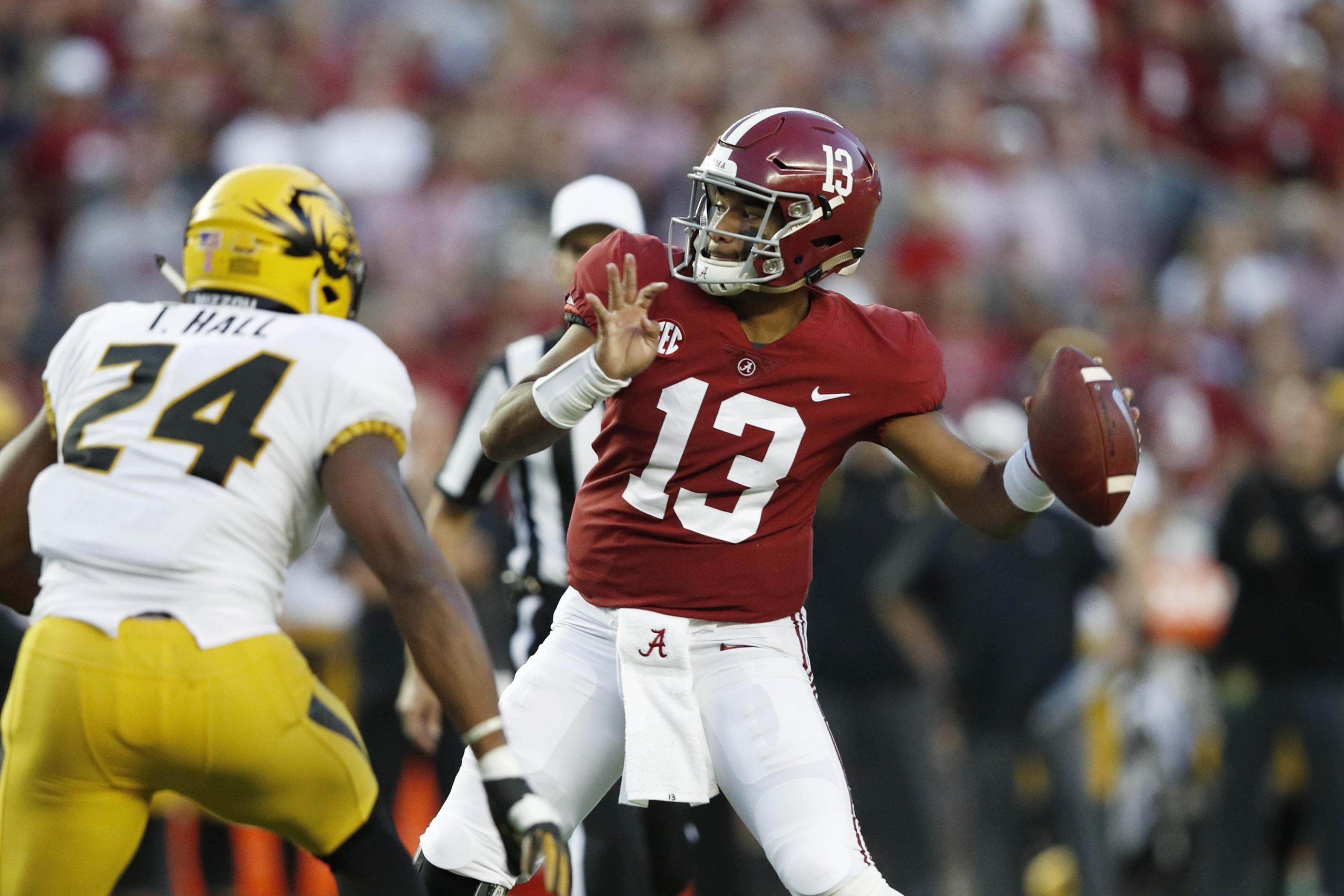 The 4 players with the best chance at the 2019 Heisman right