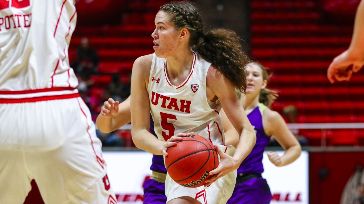 Utes in search of NCAA playoff berth.