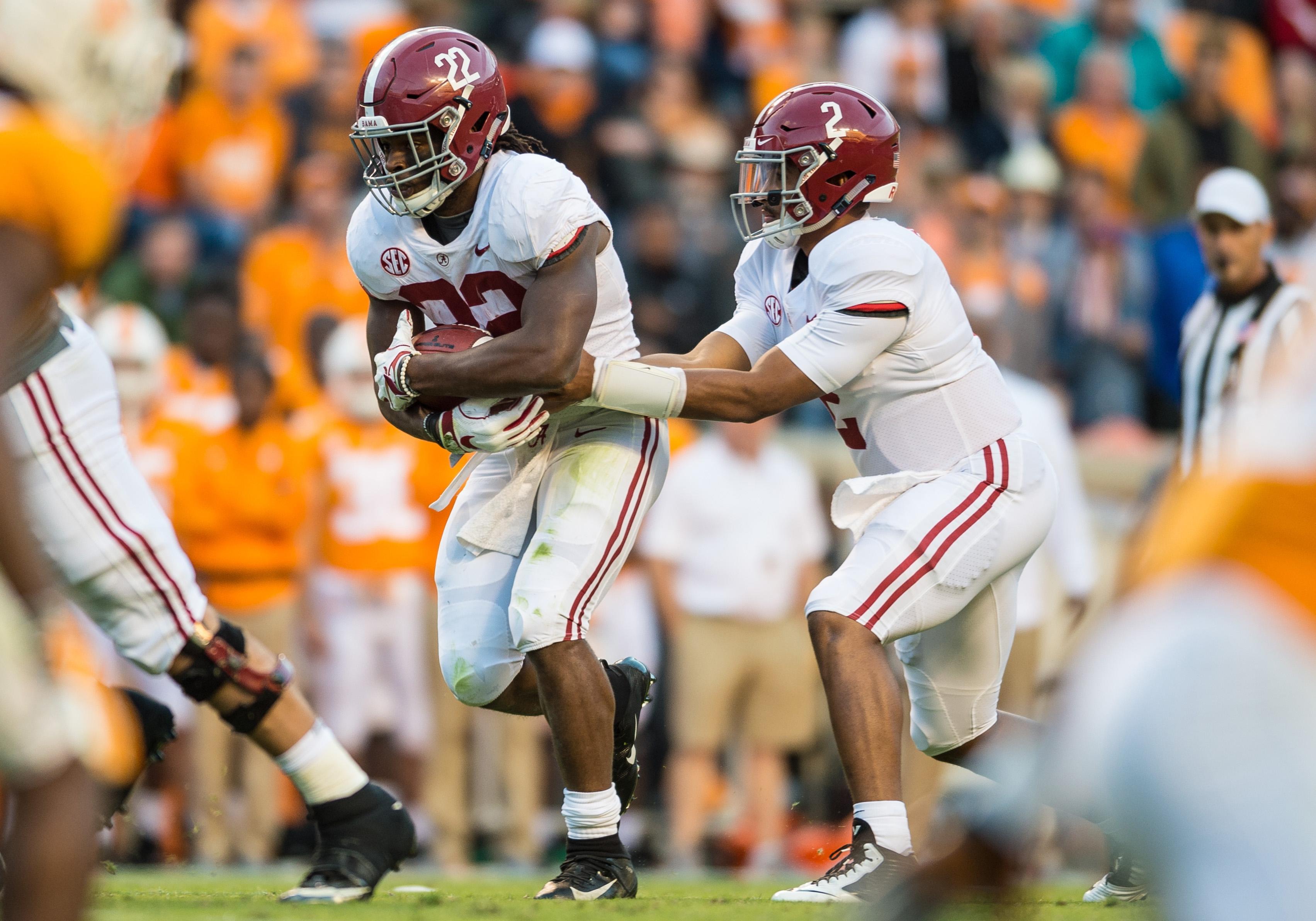 069a5b64 ... Football Playoff rankings predict the semifinals. Bryan Lynn | USA  Today Sports Images Alabama football
