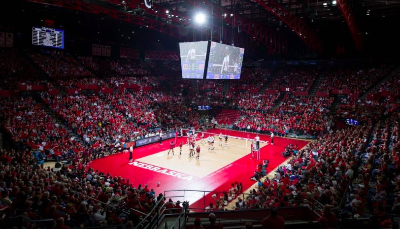 9 of the largest arenas in women's college volleyball | NCAA.com