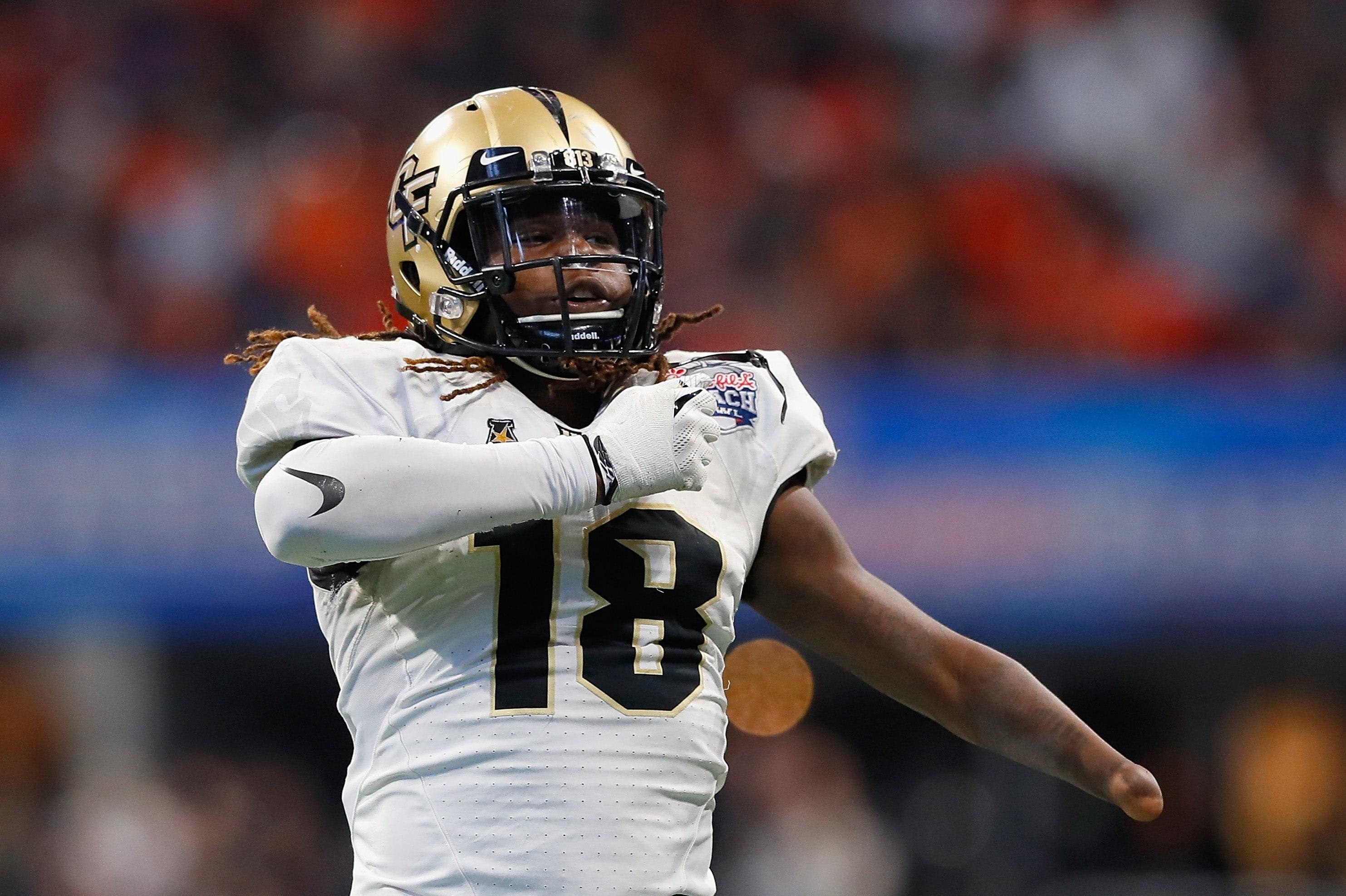Shaquem Griffin was Peach Bowl Defensive MVP against Auburn