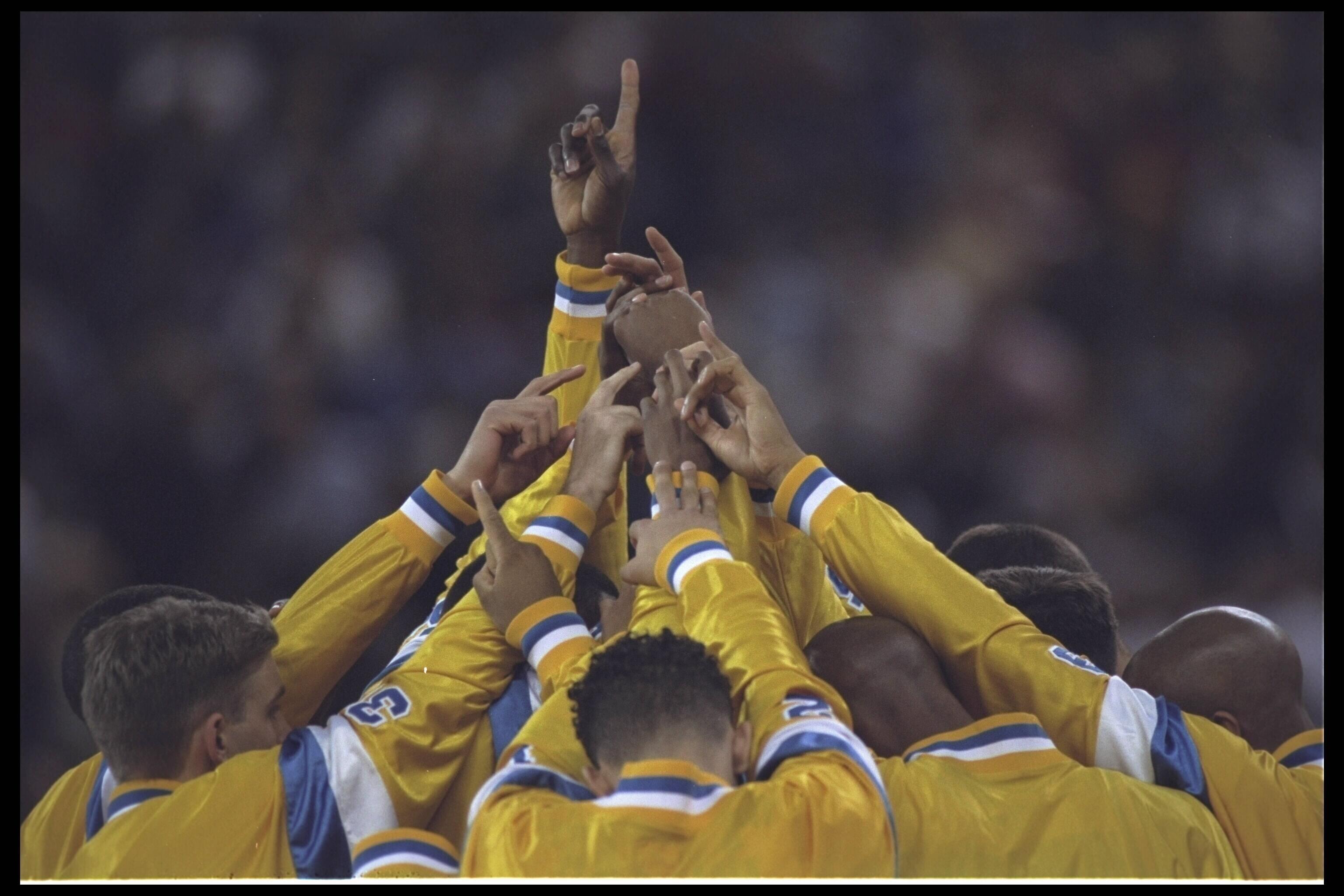 UCLA 1995 championship