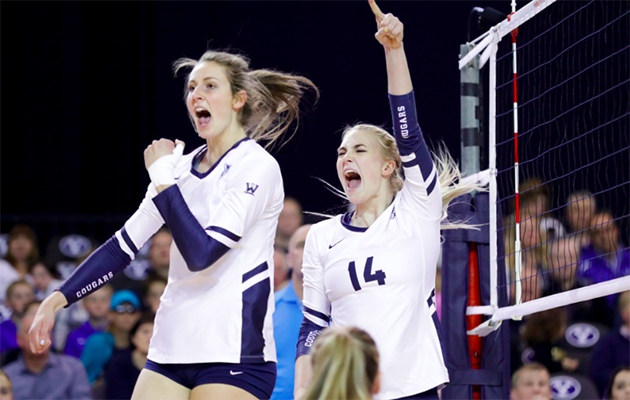 Here are some takeaways from the latest NCAA volleyball rankings