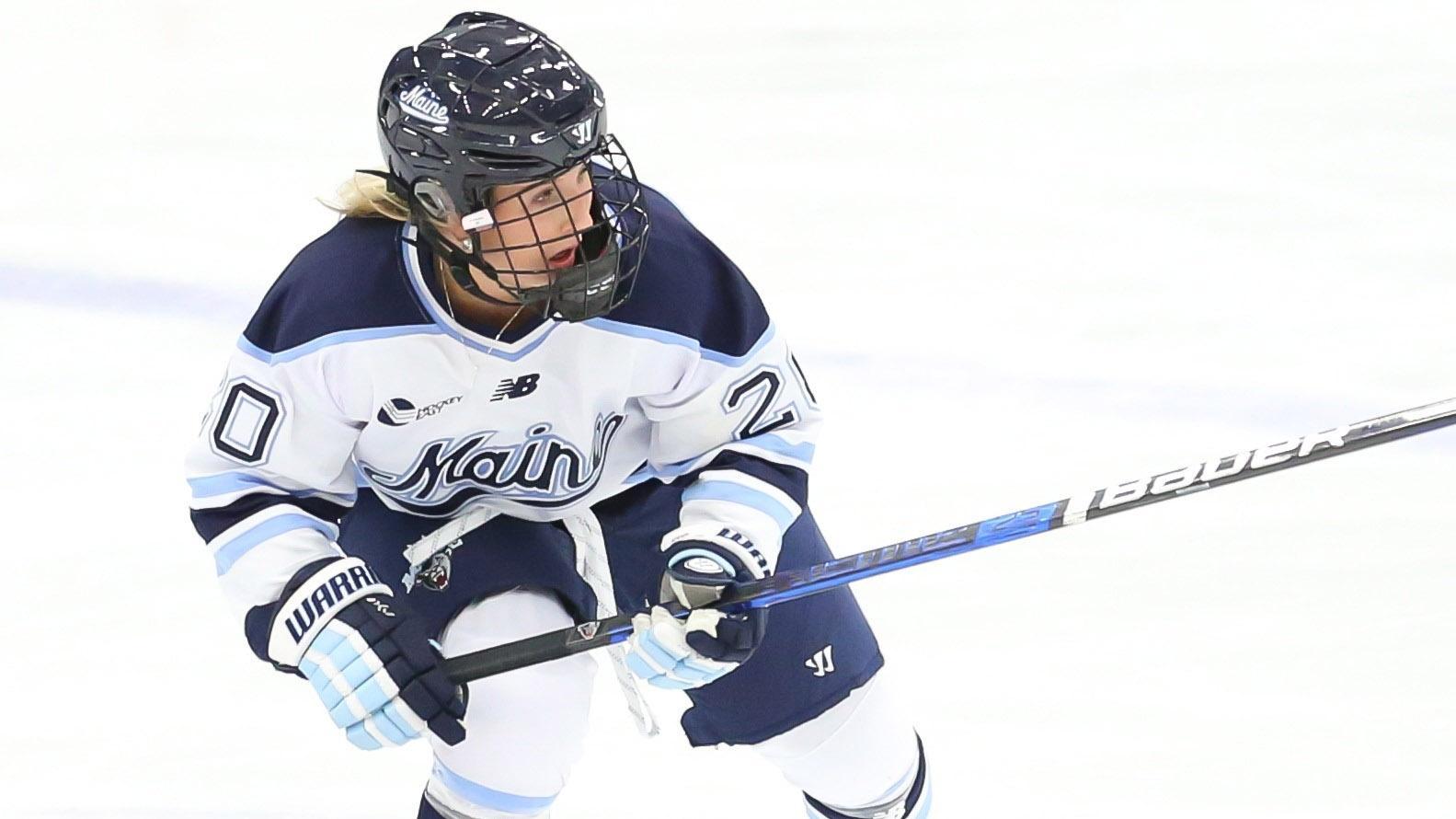 maine women's hockey