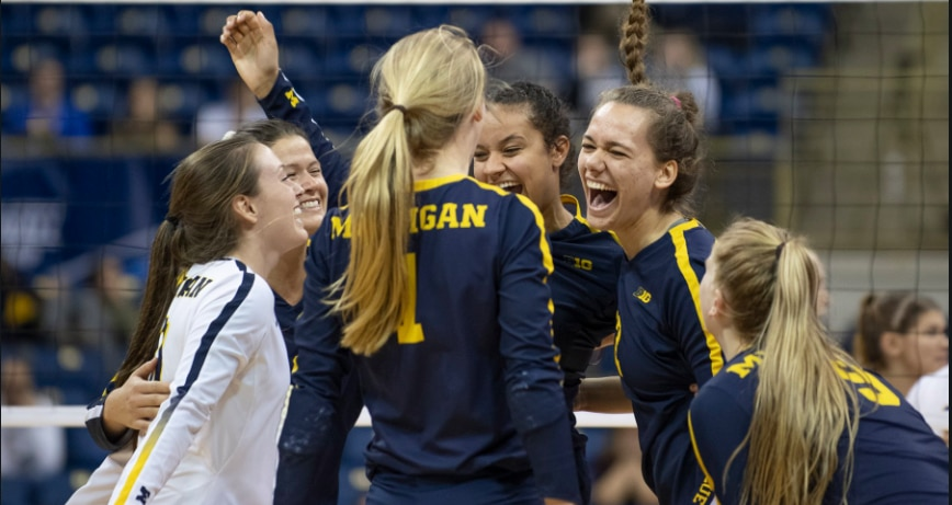 Most likely upsets in the ncaa volleyball tournament