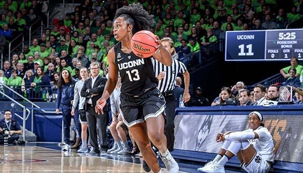 Christyn Williams UConn women's basketball
