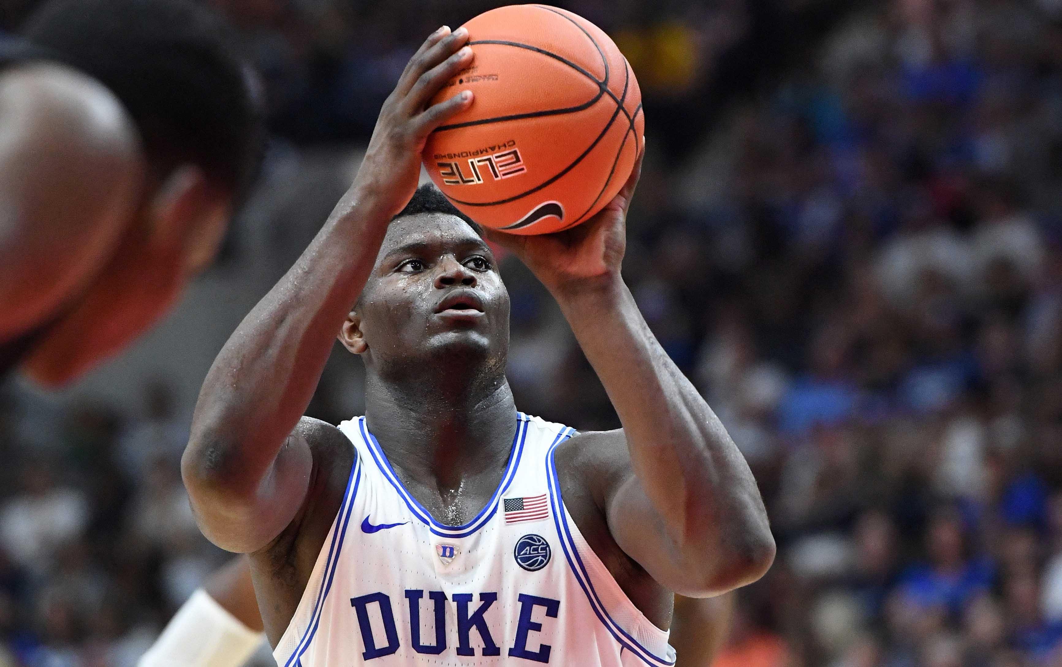 Duke has shot more free throws per game than any DI team this century