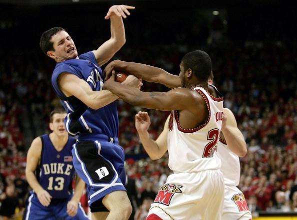 Duke vs. Maryland