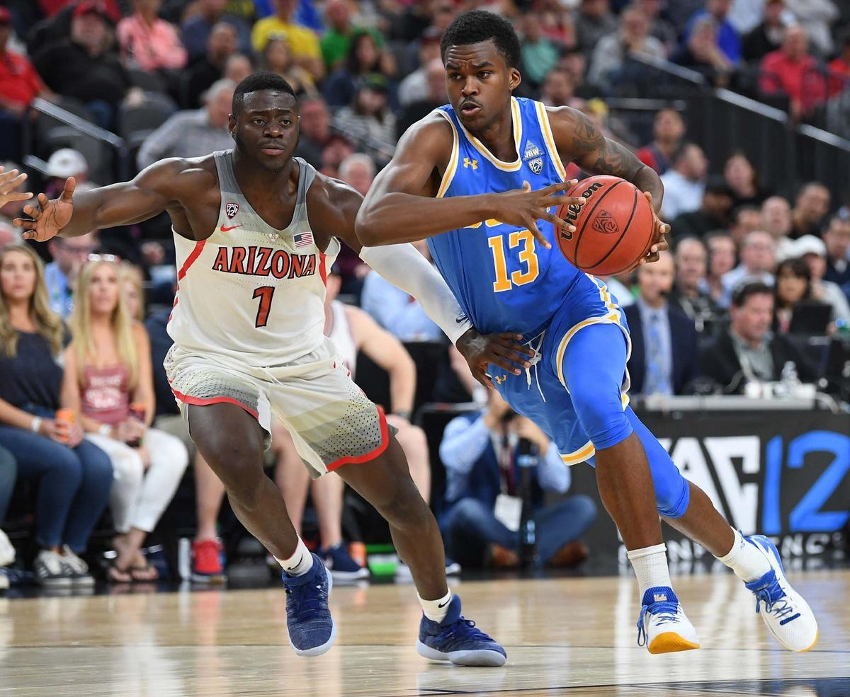 UCLA vs. Arizona