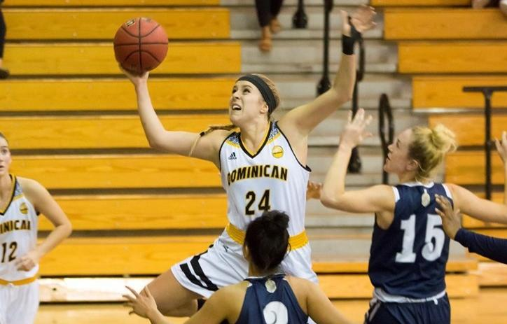 Natalie Diaz leads Division II women's basketball in scoring in 2019.