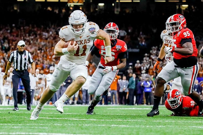 College Football Bowl Games 5 Takeaways From New Year S Day