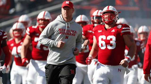 Scott Frost is going into his season season as the Nebraska coach.