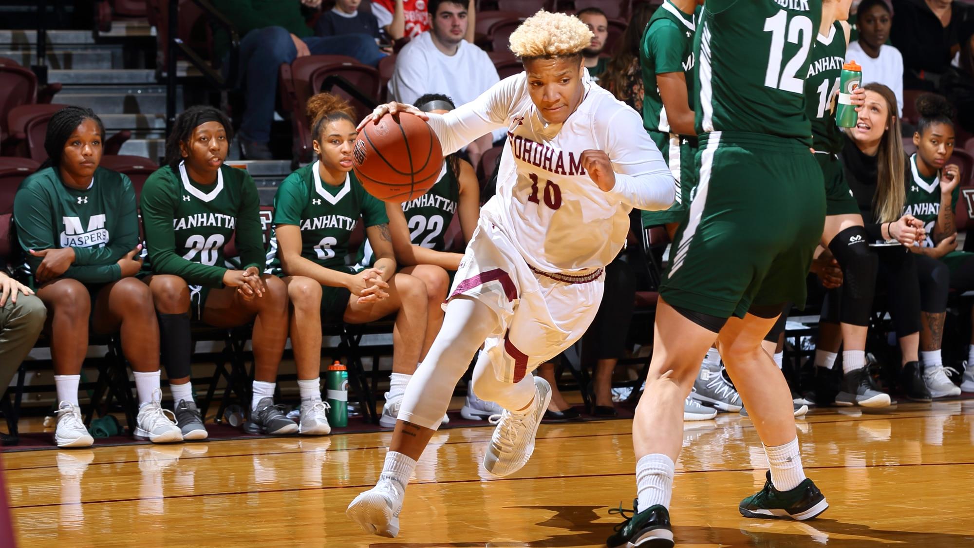 Fordham women's basketball, Bre Cavanaugh