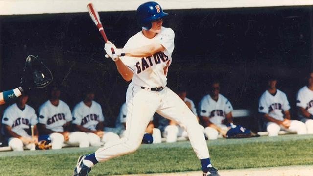 David Eckstein played for Florida baseball from 1994-97.